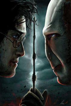 Harry potter : les 50 plus belles illustrations harry potter Harry Potter Voldemort, Magia Harry Potter, Arte Do Harry Potter, Harry Potter Poster, Harry Potter Tumblr, Harry Potter Film, Harry Potter Universal, Harry Potter Memes, Harry Potter Hogwarts