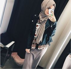 hijab, fashion, and alexandra golovkova image