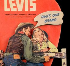 Levi's 501 Ad