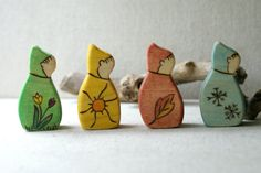Season of the Root Children by mamaroots on Etsy, $39.00
