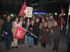 Manifestación 13.12.2011