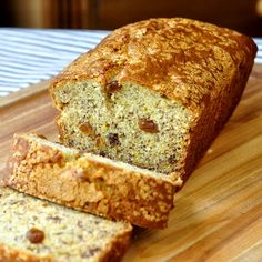 Orange Raisin Five Spice Banana Bread - A different citrus and spice twist on a traditional banana bread. A great addition to packed lunches or as an afternoon snack. Makes a terrific bake sale contribution too.