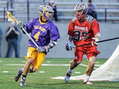 Lyle Thompson's Nine Points, UAlbany Defense Sends UAlbany MLAX to America East Title Game with 15-6 Win vs. Hartford