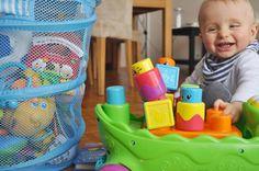 Mon top 5 des jouets pour bébé garçon ou fille de 6 mois à 2 ans