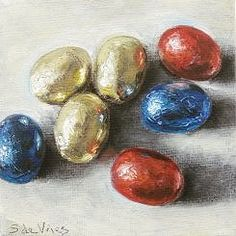 chocolade eitjes / chocolate eggs 2