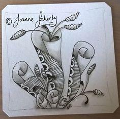 Joanne Faherty / zenplosions folds,zinger,fescu,reticulated: