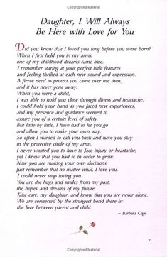 The 25 best Poem for my daughter - Single Mom Quotes From Daughter - Ideas of Single Mom Quotes From Daughter - The 25 best Poem for my daughter Letter To My Daughter, Mom Quotes From Daughter, I Love My Daughter, Love My Kids, My Beautiful Daughter, Mother Daughter Poems, Quotes About Mothers Love, Daughter Graduation Quotes, Happy Birthday Daughter From Mom