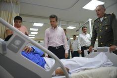 Soldados del Ejército Mexicano son ejemplo de fortaleza, de gran templanza y valor