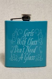 Urban Outfitters - Girls Class Hip Flask on Wanelo Our Wedding, Dream Wedding, Urban Outfitters, Lol, Your Girl, Bridesmaid Gifts, Bridesmaids, Country Girls, Wedding Inspiration