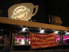 South Street Diner, Boston MA