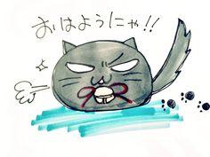 Neko, Chibi, Peace, My Favorite Things, Anime, Random, Drawings, Cartoon Movies, Anime Music