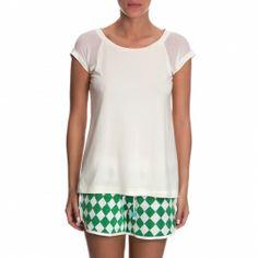 Camiseta Venado Off White