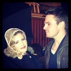 1000+ images about Oliver and Felicity on Pinterest ...
