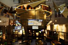 Stadio Sports Bar, Bucharest, by Picktwo
