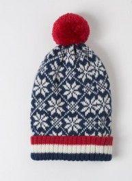 Bergère de France Cat. 17/18 - #461 Winter hat