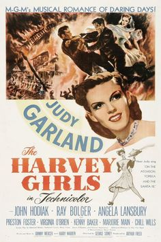 1946 movie posters   Harvey Girls, The (1946)