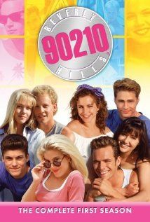 Beverly Hills 90210 ~ The theme song is in your head now, huh?