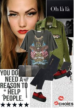 """too cool for school"" by hug-voldemort ❤ liked on Polyvore"