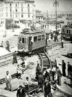 Eski İstanbul: Eminönü ve Tramvaylar