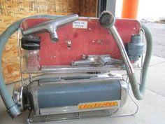 Vintage Electrolux Canister Vacuum Cleaner on PopScreen