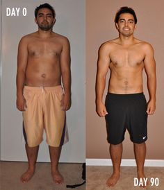 P90x Results Pics of Others Health & Fitness