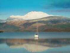 Loch Lomond by kyledoubleU