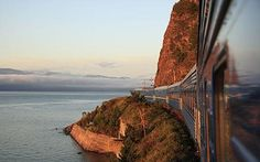 Trans-Siberian Express, Russia--making its way from Moscow to Vladivostok, the rail route covers 6,000 miles and crosses ten time zones.