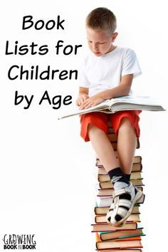 The best books for children by age from a mom, educator and reading specialist. Well loved titles perfect for babies and beyond.
