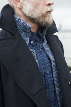 layered // men's style ideas