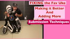 Fav Uke Grappling Dummy, Fixing a Problem and adding additional SUBMISSIONS TECHNIQUES. - YouTube Grappling Dummy, O Train, Submissive, Ads, Youtube, Youtubers, Youtube Movies