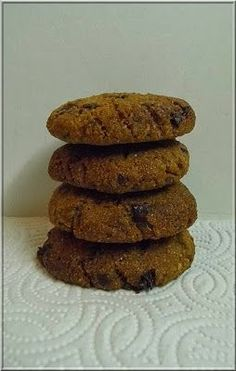 Recipes, bakery, everything related to cooking. Choco Biscuit, Buckwheat, Biscuits, Bakery, Paleo, Lime, Cookies, Desserts, Recipes