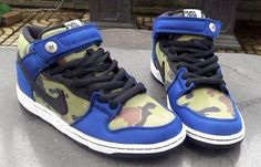 """Made For Skate x Nike SB Dunk Mid """"Camo"""" – First Look  04c442fab03"""