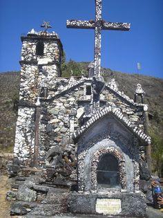 Santuario de El Tisure, Páramos de Mérida -Estado Mérida.
