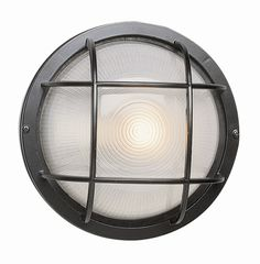 Anchorage Bulkhead Wall Mount Light Fixture – would also work well as a surface-mount ceiling light