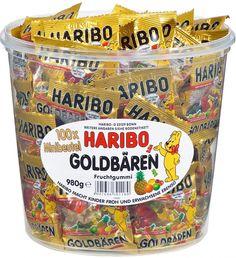 Haribo medvídci málé sáčky 9,8g 100ks - 0