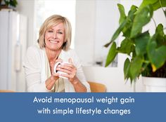 Avoid #menopausal #weight #gain with simple #lifestyle changes