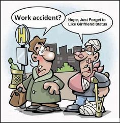 Hahaha.... Now that's really funny.... Has something similar happened to you ? #FunnyFriday
