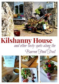 Kilshanny House, County Clare. Burren Food Trail. Ireland vacation tips.