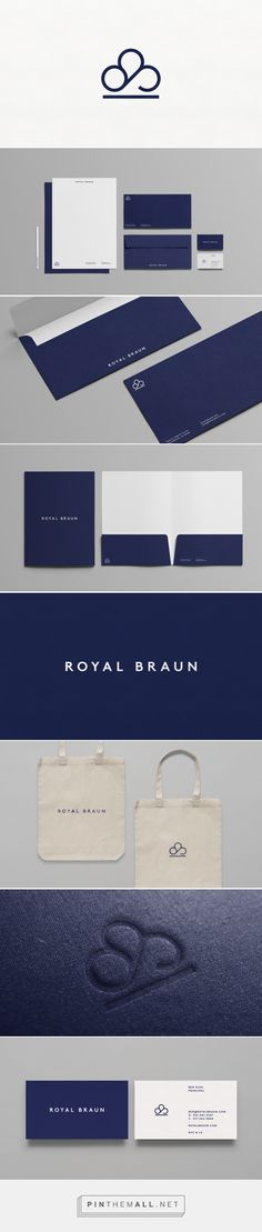 Royal Braun Branding by DIA | Fivestar Branding – Design and Branding Agency…