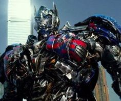 Transformers Age of Extinction TV Spot: Judgement is Made