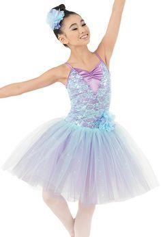 Weissman™ | Sequin Lace & Satin Degas Ballet Dress