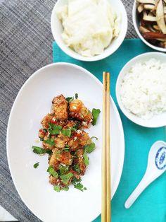 Karaage, Thai chicken karaage. Still the same crispy moist chicken ...