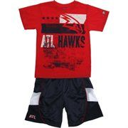Atlanta Hawks Zipway Gallagher T-Shirt & Shorts Set – Navy Blue It's time for the greatest deal of the YEAR! Save 30% on orders over $60 when you use the code: CFLASH. Don't wait, inventory is limited!