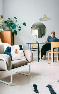 Living Room Inspiration, Home Decor Inspiration, Rooms Home Decor, Modern Interior Design, Decoration, Furniture Decor, Living Spaces, Interior Decorating, House Styles