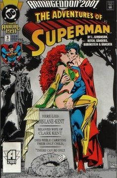 The One Where He Makes Out wit... is listed (or ranked) 1 on the list The 50 Greatest Examples of Superman Being a Dick