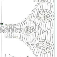 Ivelise Feito à Mão: Gráfico Com Detalhe Ponto Abacaxis
