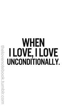 Aha, unconditionally. :) xo