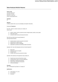 templates select category basic resume examples sample executive