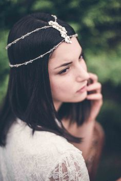 Lorena Headpiece