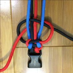 CopperHead Paracord Bracelet 4